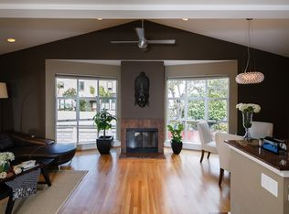 Dining Room With Pendant Light Amp High Ceiling In San