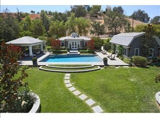 23870 Long Valley Rd , Hidden Hills CA