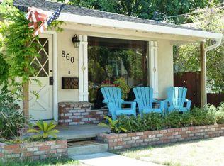 860 Harrison St , Santa Clara CA
