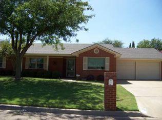 206 SW 22nd St , Seminole TX