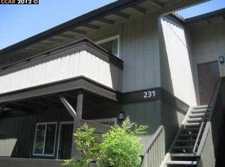 231 Masters Ct Apt 4, Walnut Creek CA