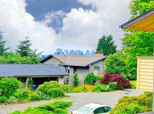 1852 138th Pl SE , Bellevue WA