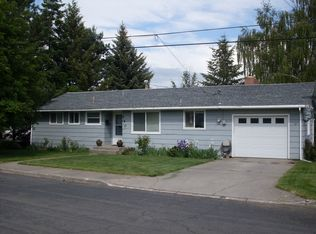 540 N Grant St , Moscow ID