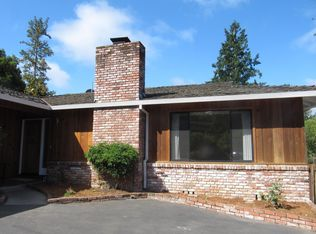 1335 Whispering Pines Dr , Scotts Valley CA