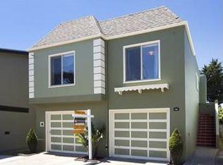 161 Marview Way , San Francisco CA