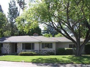 4660 Chancery Way , Sacramento CA
