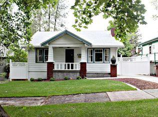 1308 E 18th Ave , Spokane WA
