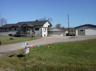 W5388 County Rd S , Black Creek WI