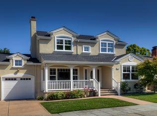 2079 Eucalyptus Ave , San Carlos CA