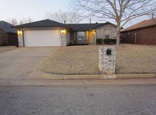 2417 SW 103rd St , Oklahoma City OK
