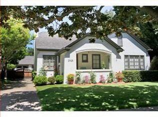 1563 Mariposa Ave , Palo Alto CA