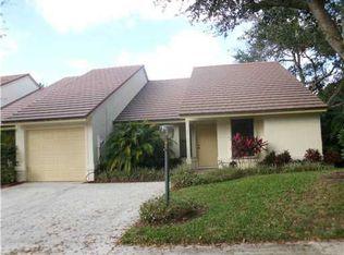 705 Kintyre Ter , Palm Beach Gardens FL