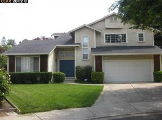 974 Gaylord Pl , Concord CA