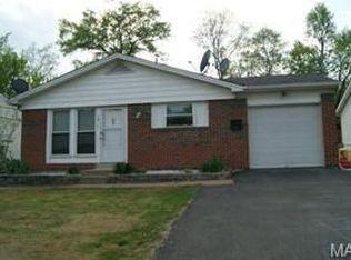 7817 Benmore St , Saint Louis MO