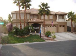 4101 Highland Castle Ct , Las Vegas NV