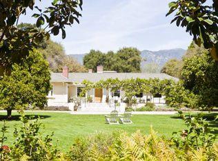 1569 Miramar Ln , Santa Barbara CA