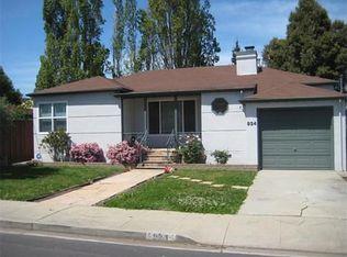 924 Montgomery St , San Carlos CA