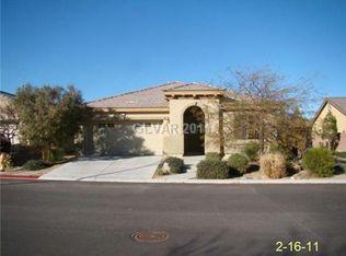 3556 Morgan Springs Ave , North Las Vegas NV