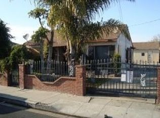 825 W Plum St , Compton CA