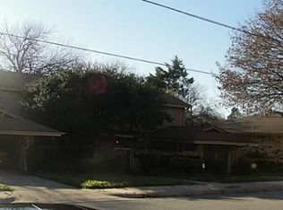 8343 Lullwater Dr , Dallas TX