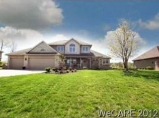 4491 Meadowlands Dr , Lima OH