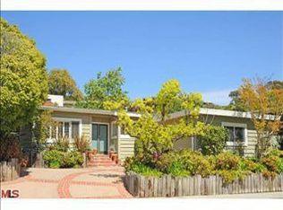 664 Via Santa Ynez , Pacific Palisades CA
