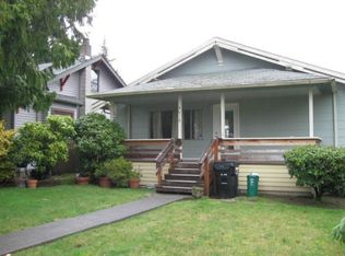 8818 11th Ave SW , Seattle WA