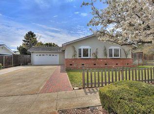 978 Bucknam Ave , Campbell CA