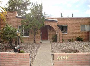 4458 E Fort Lowell Rd , Tucson AZ