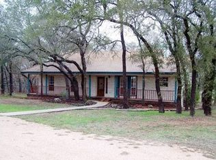 1650 County Road 156 , Granger TX