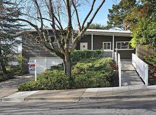 1528 Altura Way , Belmont CA