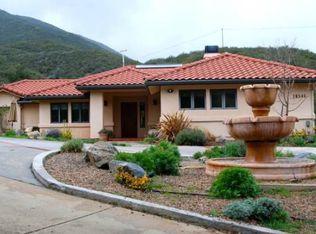 16540 Oracle Oak Way , Santa Margarita CA
