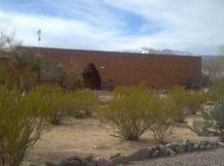 1311 W Chaparral Dr , Safford AZ