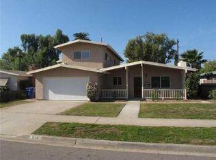 554 Lindsay St , El Cajon CA