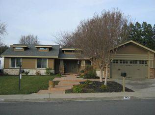343 Alexander Pl , Clayton CA