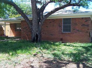 3402 S 27th St , Abilene TX