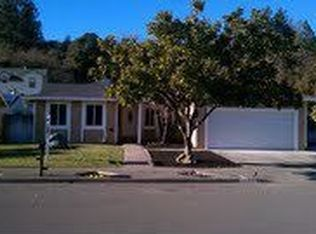 1136 Shadyslope Dr , Santa Rosa CA