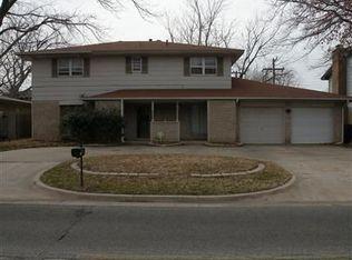 1917 N Ann Arbor Ave , Oklahoma City OK