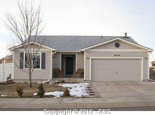 10954 Tidal Run Cir , Fountain CO
