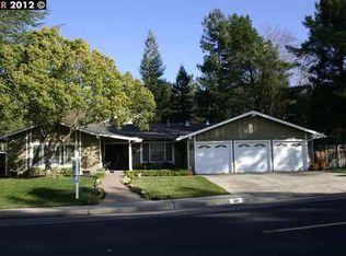 1185 Greenbrook Dr , Danville CA