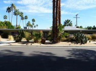 298 N Saturmino Dr , Palm Springs CA