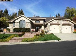 12 La Vista Way , Danville CA