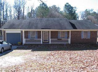 1213 Butterwood Cir , Fayetteville NC