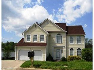 5114 Birnamwood Trl , Greensboro NC
