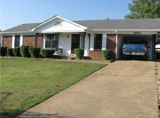 1150 Quailrun Ln , Memphis TN