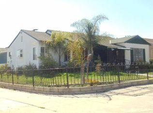 1836 W 91st Pl , Los Angeles CA