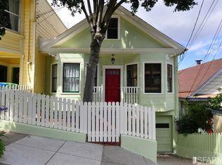 34 Gladys St , San Francisco CA