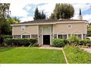 25541 W Fremont Rd , Los Altos Hills CA