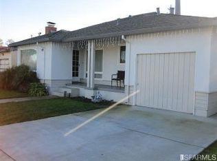 311 N Kingston St , San Mateo CA