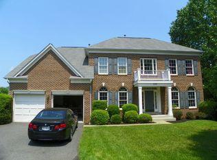 4313 Hollowstone Ct , Chantilly VA